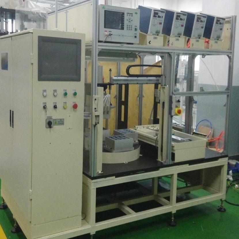 KCF-多工位回转台测漏机